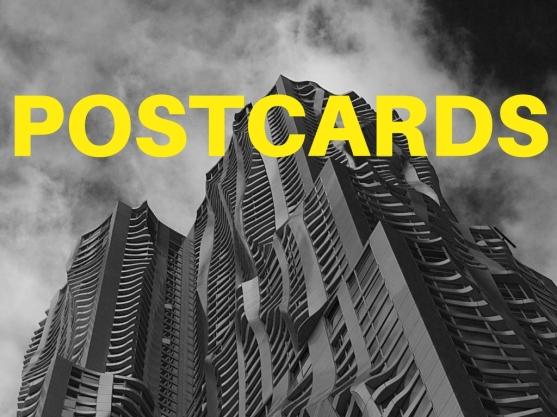 POSTCARDS #3